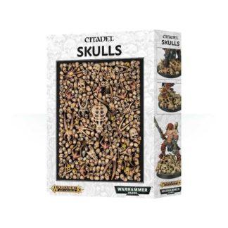 Warhammer Citadel Skulls